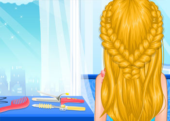 Play Sweet Summer Braids online - Screenshot 2