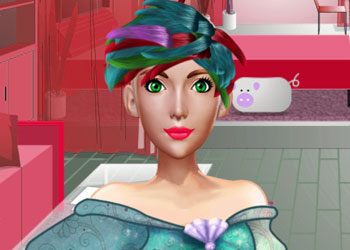 Play Sweetland Salon online - Screenshot 2
