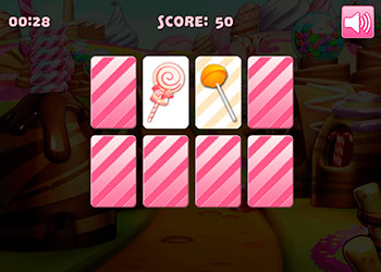 Play Sweety Memory online - Screenshot 1