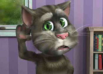 Play Talking Tom Cat 2 online - Screenshot 1