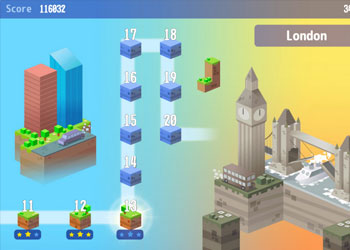 Play Tetris Twist online - Screenshot 1