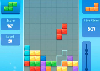 Play Tetris Twist online - Screenshot 2