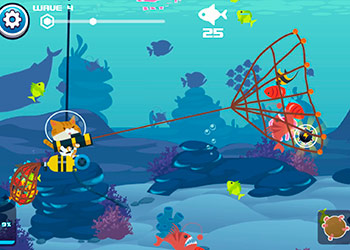 Play The Fishercat Online online - Screenshot 2