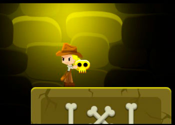 Play The Skull Gold online - Screenshot 1