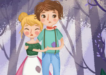 Play The Story Of Hansel And Gretel online - Screenshot 2