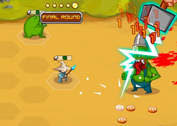 Play The Ultimate Clicker Squad online - Screenshot 2