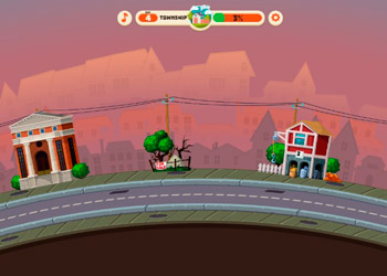 Play Tiny Town online - Screenshot 2