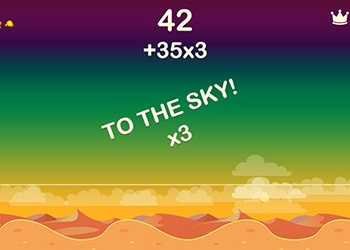 Play To The Sky! online - Screenshot 2