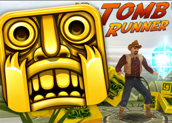 Play Tomb Runner online - Screenshot 1