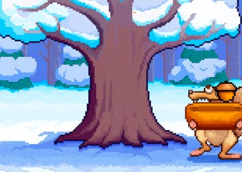 Play Touch and Catch Winter Fun online - Screenshot 1