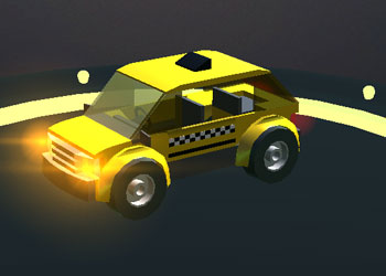 Play Toy Car Simulator online - Screenshot 1