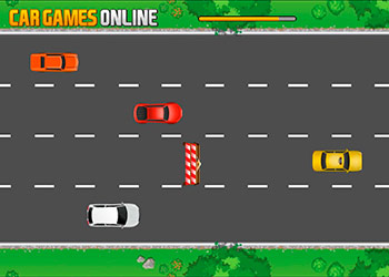 Play Traffic Speed Racer online - Screenshot 1