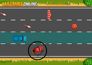 Play Traffic Speed Racer online - Screenshot 2