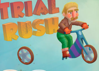 Play Trial Rush online - Screenshot 2