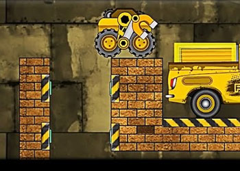 Play Truck Loader 3 online - Screenshot 1