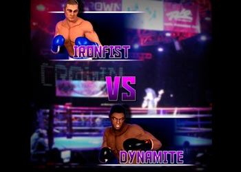 Play Ultimate boxing game online - Screenshot 1