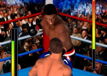 Play Ultimate boxing game online - Screenshot 2