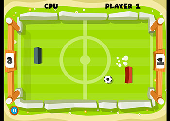 Play Ultimate Pong online - Screenshot 1