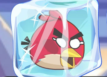 Play Unfreeze Angry Birds online - Screenshot 1