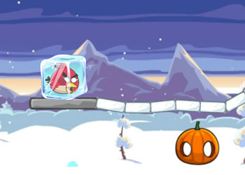 Play Unfreeze Angry Birds online - Screenshot 2