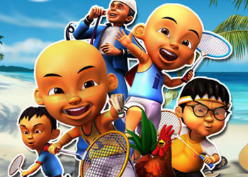 Play Upin Ipin Hidden Object online - Screenshot 1