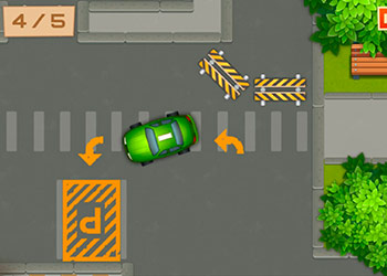 Play Valet Parking online - Screenshot 1