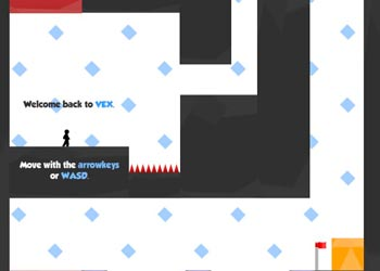 Play Vex 3 online - Screenshot 1