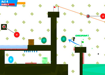 Play Vex 4 online - Screenshot 2