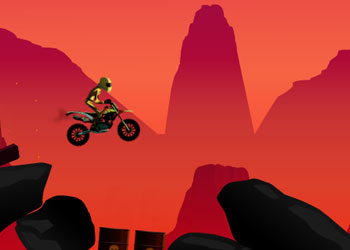 Play Volcano Ride online - Screenshot 2