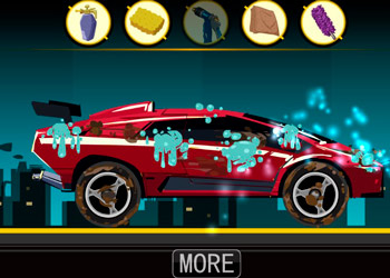 Play Wash Your Car online - Screenshot 2