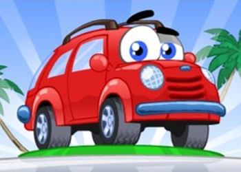 Play Wheely online - Screenshot 1