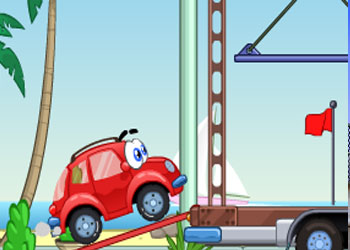 Play Wheely online - Screenshot 2