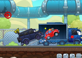 Play Wheely 3 online - Screenshot 1