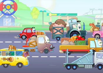 Play Wheely 5 online - Screenshot 1