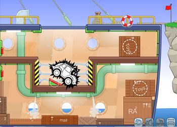 Play Wheely 5 online - Screenshot 2
