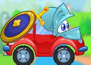 Play Wheely 6 Fairytale online - Screenshot 1