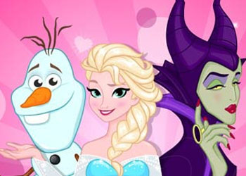 Play Which Disney Character Is Your Bff online - Screenshot 1
