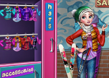 Play Winter Holiday Fun online - Screenshot 2