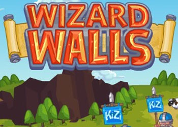 Play Wizard Walls online - Screenshot 1