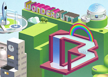 Play Wonderputt online - Screenshot 1