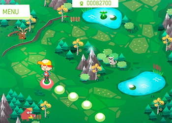 Play Woodventure online - Screenshot 1