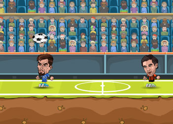 Play Y8 Soccer League online - Screenshot 2