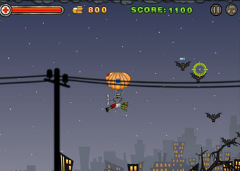 Play Zombie Ace online - Screenshot 1