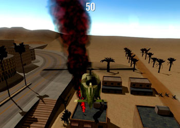 Play Zombie Choppa online - Screenshot 1