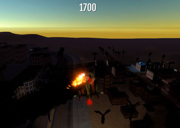 Play Zombie Choppa online - Screenshot 2