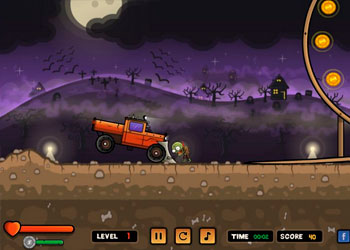 Play Zombie Destroyer Rush online - Screenshot 1