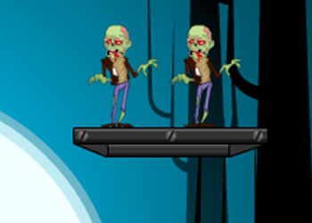 Play Zombie Eye Madness online - Screenshot 2