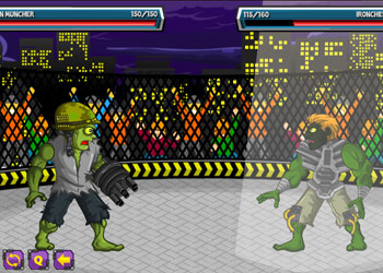Play Zombie Fight Club online - Screenshot 2