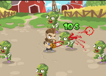 Play Zombie Incursion online - Screenshot 2