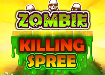 Play Zombie Killing Spree online - Screenshot 1